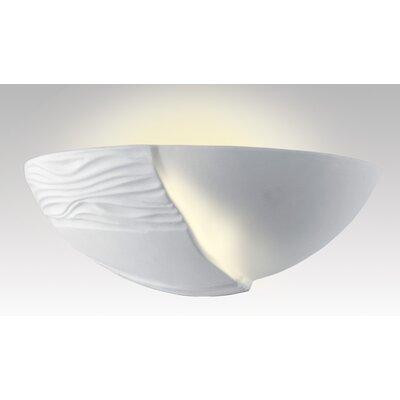 Lampex Halbmond-Wandleuchte 1-flammig Ceramic