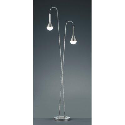 Trio 161 cm Design-Stehlampe Drops