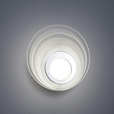 Trio Design-Wandleuchte 3-flammig Eclipse