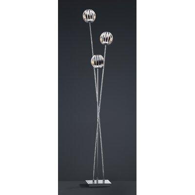 Trio 150 cm Design-Stehlampe