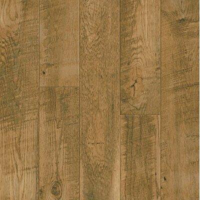 "Architectural Remnants 5"" x 48"" x 12mm Oak Laminate Flooring in Oak Natural"