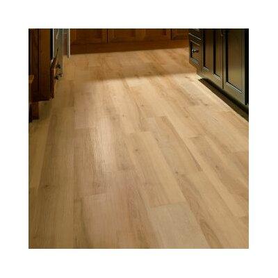 "Armstrong Luxe Sugar Creek Maple 6"" x 36"" x 2.79mm Luxury Vinyl Plank in Cinnamon"