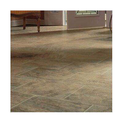 "Carmona Stone 16"" x 48"" x 8.3mm Tile Laminate Flooring in Rio Verde"