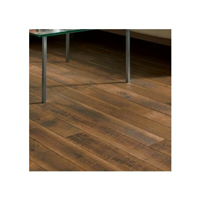 """Architectural Remnants 5"""" x 48"""" x 12mm Oak Laminate Flooring in Micro - Beveled"""