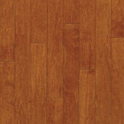 Armstrong SAMPLE - Sugar Creek Plank Solid Maple in Cinnamon