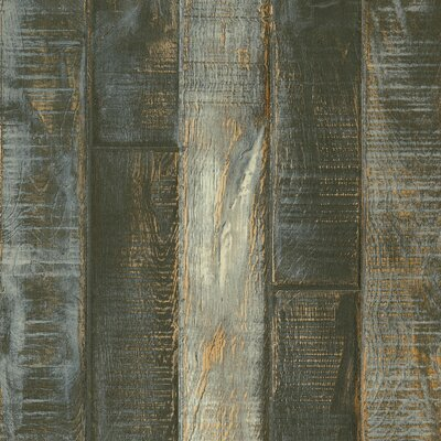 """Architectural Remnant Surf Side 4.92"""" x 47.84"""" x 12mm Luxury Vinyl Laminate Flooring in Azure Mist"""