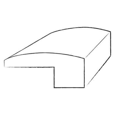 "Bruce Flooring 0.62"" x 2"" x 78"" Maple Threshold in Ponderosa"