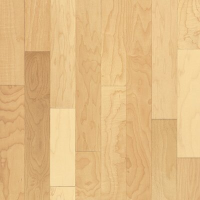 Bruce Flooring SAMPLE - Kennedale® Prestige Plank Solid Maple in Natural