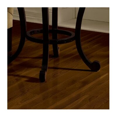 "Bruce Flooring Dundee 3-1/4"" Solid White Oak Hardwood Flooring in Mocha"