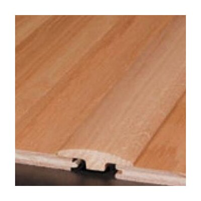 """Bruce Flooring 1"""" x 1.81"""" x 78"""" Hickory Base / Shoe Molding in Persian Brown"""