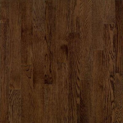 Bruce Flooring SAMPLE - Dundee™ Wide Plank Solid Red Oak in Mocha