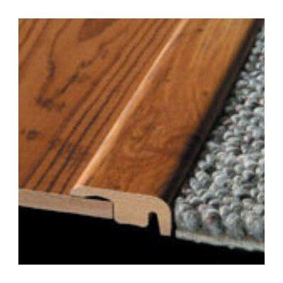 "Bruce Flooring 72"" Oak and Hickory Threshold Bevel Trim"