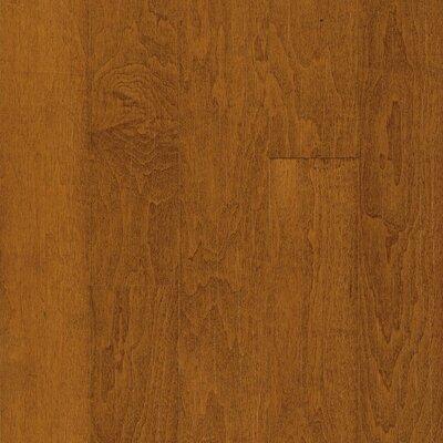 "Bruce Flooring Westchester 4-1/2"" Engineered Maple Hardwood Flooring in Cinnamon"