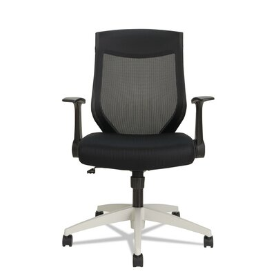 EBK Series Synchro High-Back Mesh Desk Chair Upholstery: Black / Cool Gray