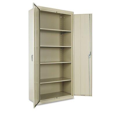 2 Door Storage Cabinet Finish: Putty