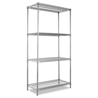 "72"" H x 36"" W Shelving Starter Kit"