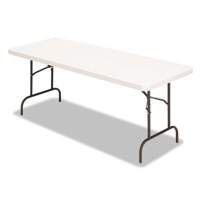 "Banquet Rectangular Folding Table Size: 29"" H x 60"" W x 30"" D"