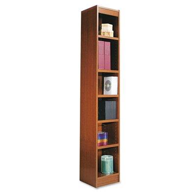 Narrow Profile Standard Bookcase Finish: Cherry