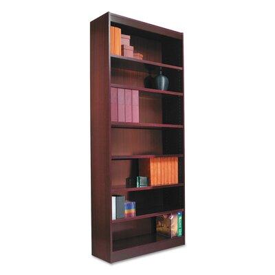 Square Corner Standard Bookcase Finish: Mahogany