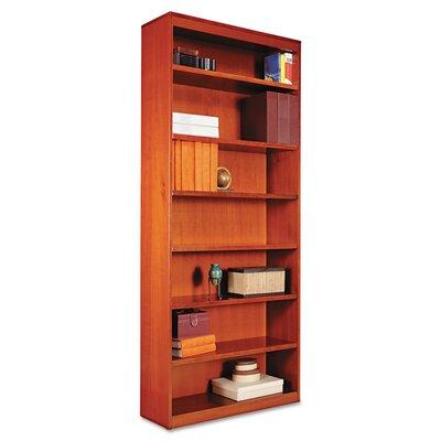 Square Corner Standard Bookcase Finish: Cherry