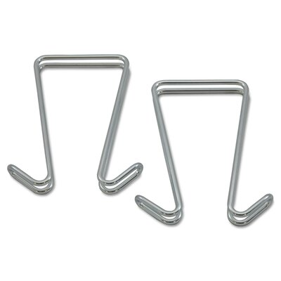Double Sided Partition Wall Hook