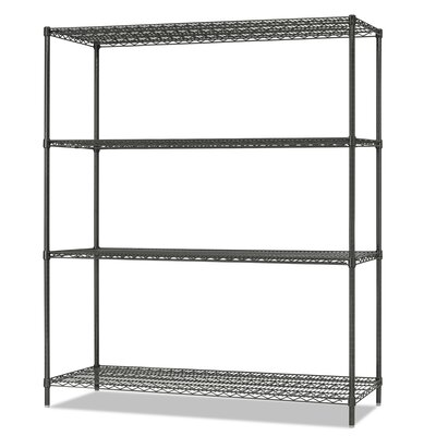"All-Purpose Shelving Starter Kit Size: 72"" H x 60"" W x 18"" D"