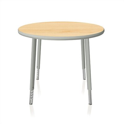 """Intellect 48'' Circular Activity Table Height: 48"""""""