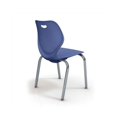 "KI Furniture Intellect Wave 18"" Plastic Classroom Chair"