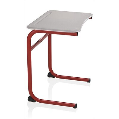 "KI Furniture Intellect Wave Plastic 29"" Standard Desk"
