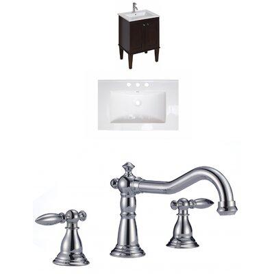 "Roxy 24"" Single Bathroom Vanity Set"