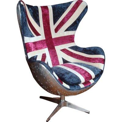 Blackbrook Union Jack Armchair