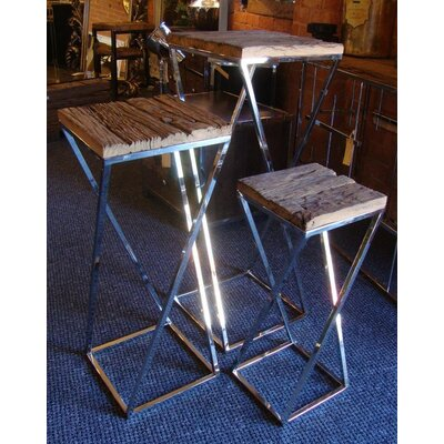 Blackbrook 3 Piece Nest of Tables