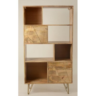 Blackbrook 155cm Bookcase