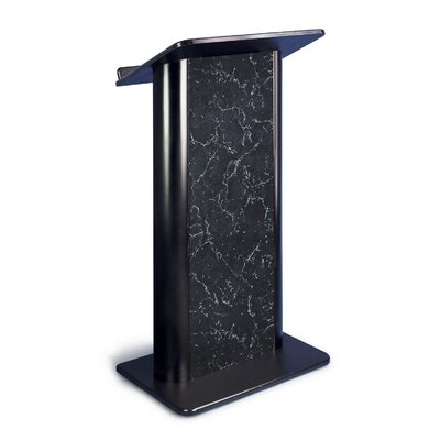 AmpliVox Sound Systems Pyrenees Marble Full Podium