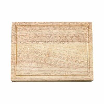 4 Piece Wood Rectangular Cheeseboard