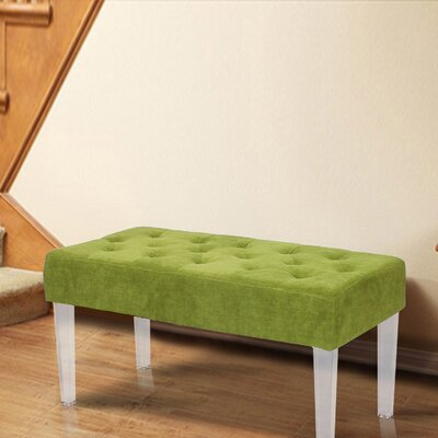 Bench Color: Green