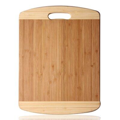 Natural Bamboo Lightweight Chopping Board
