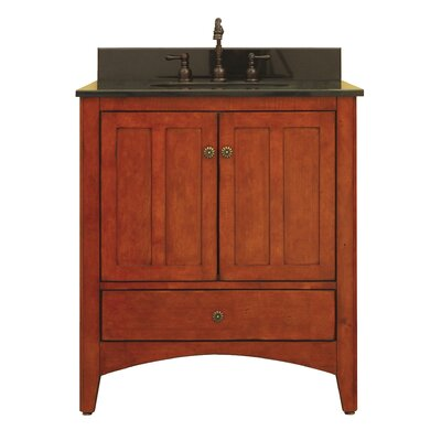 Sunny wood expressions 30 bathroom vanity base reviews wayfair - Bathroom vanity cabinet base only ...
