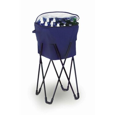 72 Can Tub Picnic Cooler Color: Navy