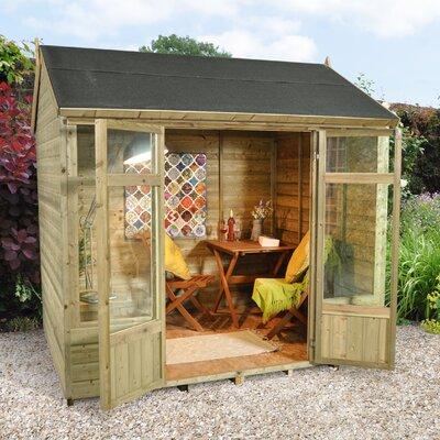 Forest Garden 8 x 6 Summerhouse