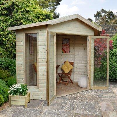 Forest Garden 8 x 8 Summerhouse