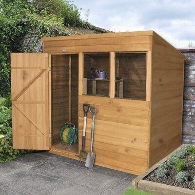 Forest Garden 7 x 5 Wooden Storage Shed
