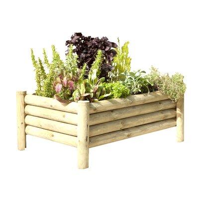 Forest Garden Rectangular Planter