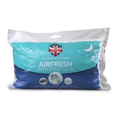 Dreamtime Airfresh Breathable Standard Pillow