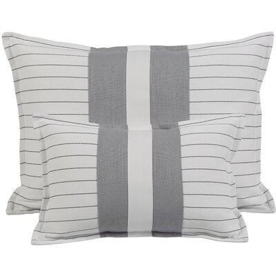 AUTREMENT DIT Nantucket 2 Piece Cushion Cover Set