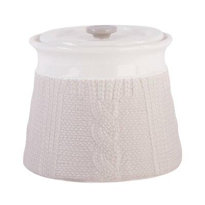 Beau & Elliot Chunky Knit Biscuit Jar