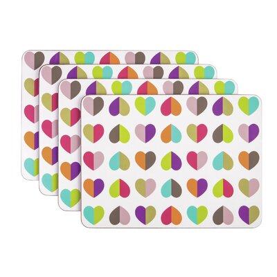 Beau & Elliot Confetti Rectangular Placemat
