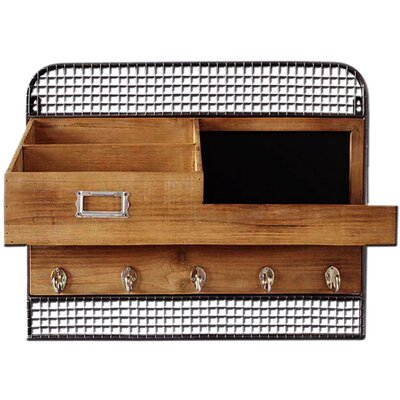 Carrick Design Heartwood Wall Organiser