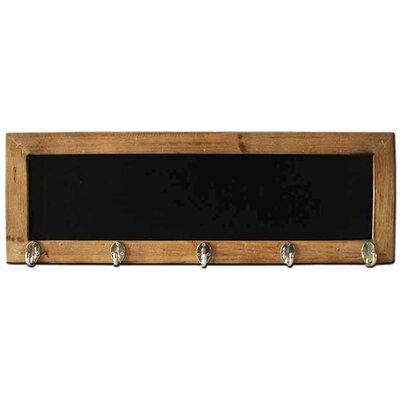 Carrick Design Heartwood Wall Mounted Chalkboard 21cm H x 60cm W