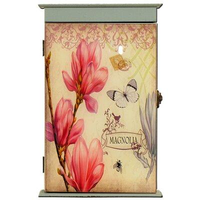 Carrick Design Magnolia Key Box